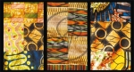 Carte Postale - Pagnes Africains
