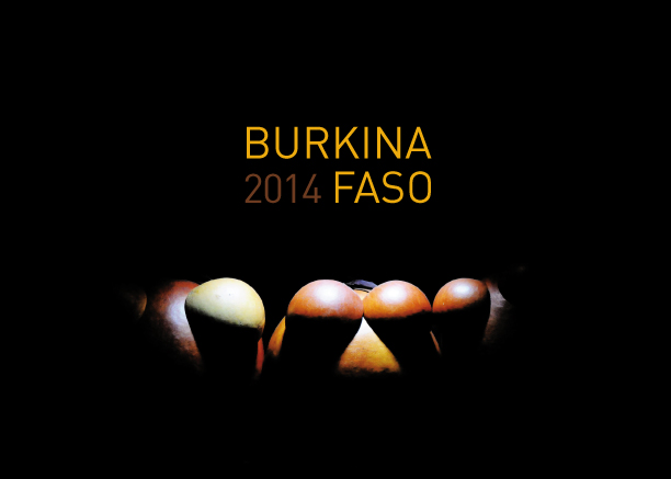 Burkina 2014_Couverture