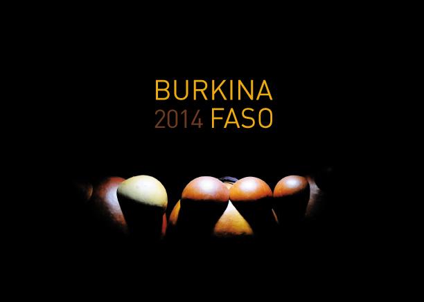Burkina 2014_Couverture